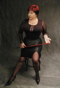 Cleo Dubois, photograph by Fakir