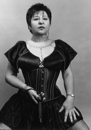 Madame Cléo Dubois Photo by Fakir