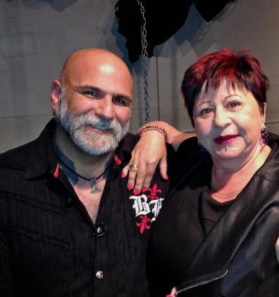 Frank Strona et moi, 2014