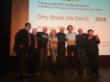 """""""Folsom Forever"""" Director & Cast at Frameline"""